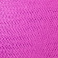 Flo Pink Dress Net Fabric